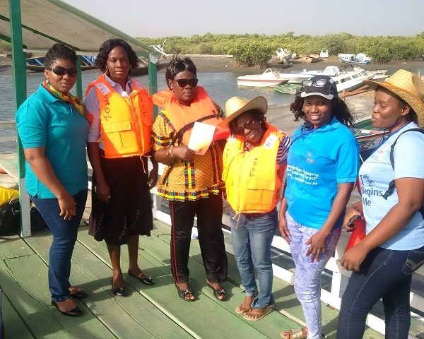 USAIDSFMP Sponsors Some DAA Members on a Study Tour to Senegal and Gambia